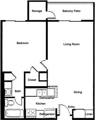 Netcom Learning Student Accommodations Floor Plan At Our