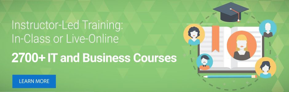1500+ IT and Business Courses