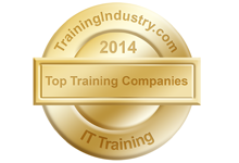 2014 Top IT Training Companies Award