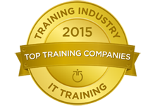 2015 Top IT Training Companies Award
