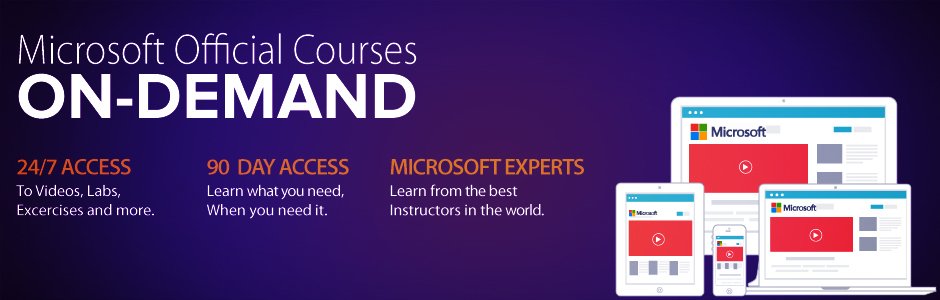 Microsoft On-Demand Training