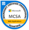 MCSA: Web Application