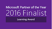 Microsoft Finalist Partner of the Year 2016